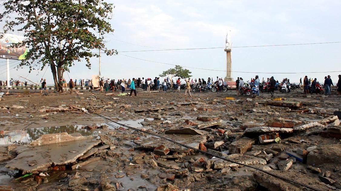 Pasca Tsunami Palu1