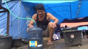 VIDEO: Kekurangan Air Jadi Derita Baru Korban Gempa di Palu