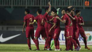Standar Tinggi  Timnas U-22 Tahun 2019 Menuju Timnas Senior