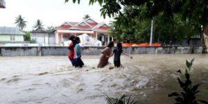 45 Rumah di Gorontalo Terendam Banjir