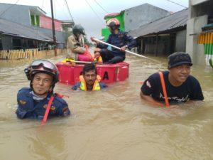 Enam Orang Korban Jiwa Banjir dan Longsor di Gowa