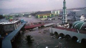 Inilah Perbedaan Tsunami Palu dan Selat Sunda Versi BMKG