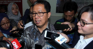 Plt Ketum PSSI Joko Driyono Jadi Tersangka Mafia Bola