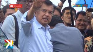 VIDEO: Wapres JK Janji Dana Stimulan Korban Gempa Palu Cair Pekan Depan