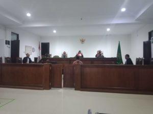 Sidang Kriminalisasi Petani : Saksi JPU Akui Ada Pondok dan Tanaman Warga Sebelum Perusahaan Beraktifitas
