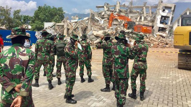 TNI Gempa