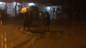 Banjir Bandang Mamuju, Satu Rumah Warga Ambruk