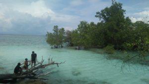 Bonebula, Surga Tersembunyi di Pantai Donggala