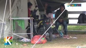 VIDEO: Belum Dapat Huntara, Korban Gempa Palu Masih di Tenda Darurat