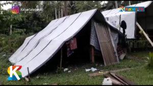 Takut Gempa Susulan dan Banjir ROB, Warga Sirenja Bertahan di Pengungsian