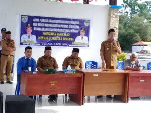 Pemda Morowali Bekali 309 Petugas Kebersihan