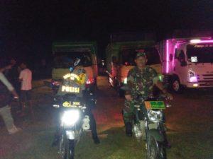 TNI – Polri Amankan Pelaksanaan Plano Rekapitulasi Penghitungan Suara di PPK