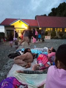 Kejadian Gempa 6,9 SR di Bangkep Sangat Dirasakan di Morowali