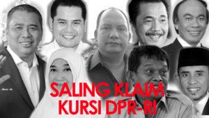 LAPSUS: Sejumlah Parpol Saling Klaim Kursi DPR-RI Dapil Sulteng