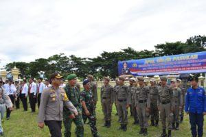Polda Sulteng Siapkan 1.405 Personel Amankan Lebaran
