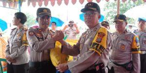 Kapolres Sigi Tinjau PAM Operasi Ketupat Tinombala 2019