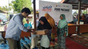 ACT Salurkan 2.000 Paket Makanan Berbuka Puasa Sumbangan Warga Turki Kepada Penyintas