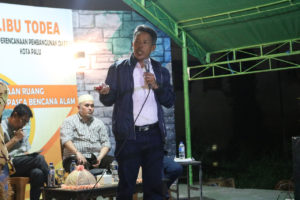 Dari 40.136 Jiwa Pengungsi di Palu, 6.655 KK Masih Tinggal di Tenda