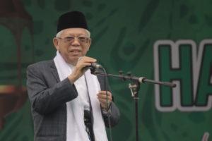 Ma'ruf Amin: Apapun Putusan MK, Kami Optimistis Menang