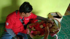 Kisah Bayi Akifa, Lahir Setelah Tsunami Ditinggal Ibunya dan Dititip ke Keluarga Pak Udin
