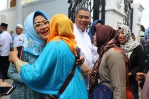 Open House di Rumah Ahmad M. Ali Dihadiri Ribuan Warga
