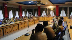 Walikota Palu minta Camat, Lurah dan OPD Serius Tangani Korban Bencana
