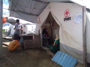 Sembilan Bulan Pascabencana, Pengungsi di Palu Mengeluh Kekurangan Air Bersih