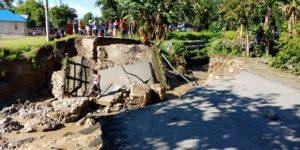 80 Persen Lahan Pertanian Milik Warga di Sigi Rusak Akibat Banjir