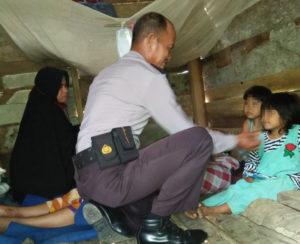 Anaknya Diancam Mau Dibunuh Ibu Kandungnya, Polisi di Tolitoli Ini Lakukan Evakuasi