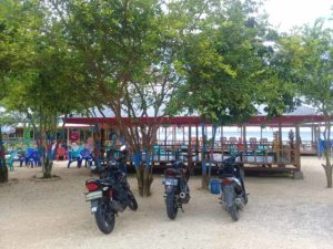 Objek Wisata Pantai Cukup Menarik di Morowali