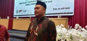 Registrasi Perkara dari MK Belum Ada, Penetapan Calon Terpilih Anggota DPRD Kota Palu Ditunda