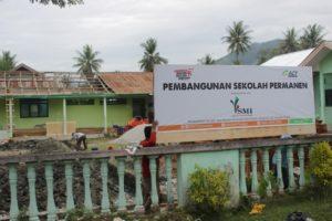 Pascabencana di Sigi, ACT Kembali Bangun Tiga Sekolah Madrasah Alkhairaat