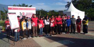300 Anak Korban Gempa Pasigala, Berlari Bersama Save the Children