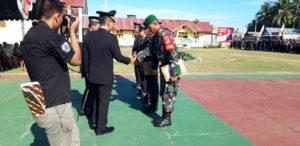 HUT Bhayangkara ke-73 di Tolitoli Dipusatkan di Mako Polsek Dakopemean