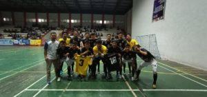 Tim Futsal Palu Zamora FC Juarai LFN Regional Sulteng 2019