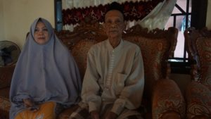 Berusia 101 Tahun, Arding Lassumpung JCH Tertua dari Sulteng Tahun Ini
