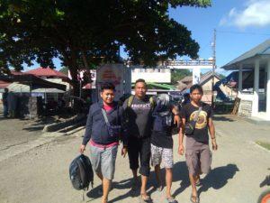 Pelaku Curas di Banggai Diringkus di Desa Wakai