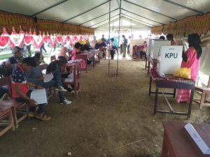 Permohonan PDI-P Dikabulkan, PSU di TPS 1 Desa Bolobia Digelar