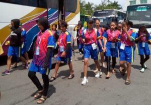 Tak Punya Uang Lagi, Tim Sepakbola Putri dari Sindue Terancam Terlantar di Bandung