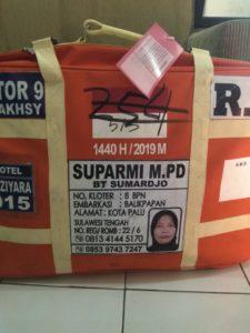 Satu JCH Sulteng Wafat di RS Kanudjoso Balikpapan