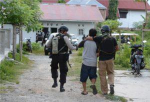 Dua Orang Terduga Teroris di Palu Ditangkap Densus 88