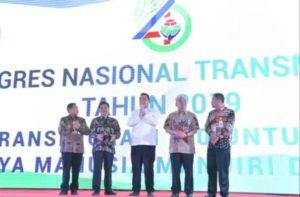 Sekkab Sigi Hadiri Kongres Nasional Transmigrasi Indonesia