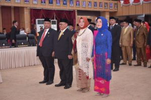 45 Anggota DPRD Sulawesi Tengah Angkat Sumpah, Berikut Nama-namanya