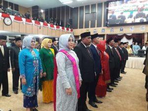 Satu-satunya Politisi Morowali yang Dilantik di DPRD Sulteng, Ambo Dalle: Kepercayaan Rakyat Harus Tetap Dijaga