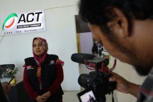Satu tahun bencana, ACT Gelar Konser Kemanusiaan Bersama Melly Goeslaw