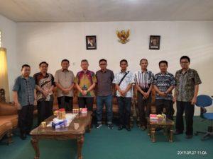 DPRD Gorontalo Utara Belajar Mekanisme Pengusulan Pimpinan ke Sigi