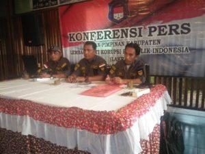 LSM Lakri Tolitoli akan Laporkan Dua Kasus Dugaan Korupsi ke Kejati Sulteng