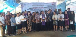 Peringati Setahun Pascabencana, GPID Jono Oge Gelar Ibadah di Pengungsian