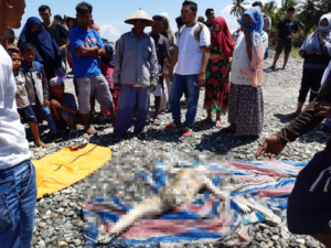 Warga Temukan Mayat Mengapung di Perairan Teluk Palu