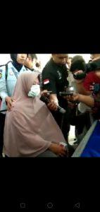 Pelaku Utama Pembakaran Lapas Perempuan Ternyata Napi Kasus Pembunuhan Istri TNI di Morowali